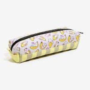 Kawaii Cute Bananya Pencil Case NEW